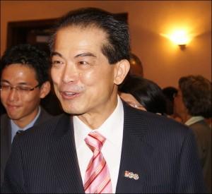 L'ambassadeur De Taïwan Accrédité à Port-au-Prince, Bang-zyh Liu (Photo - Moranvil Mercidieu)