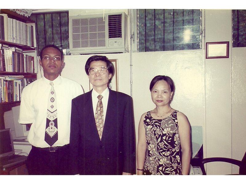 Conference Prononcee Au Cedi Par L Ambassadeur De Taiwan En Hati Sem Hsieh Hsing Ping 10