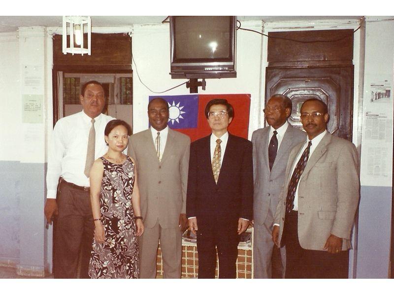 Conference Prononcee Au Cedi Par L Ambassadeur De Taiwan En Hati Sem Hsieh Hsing Ping 5