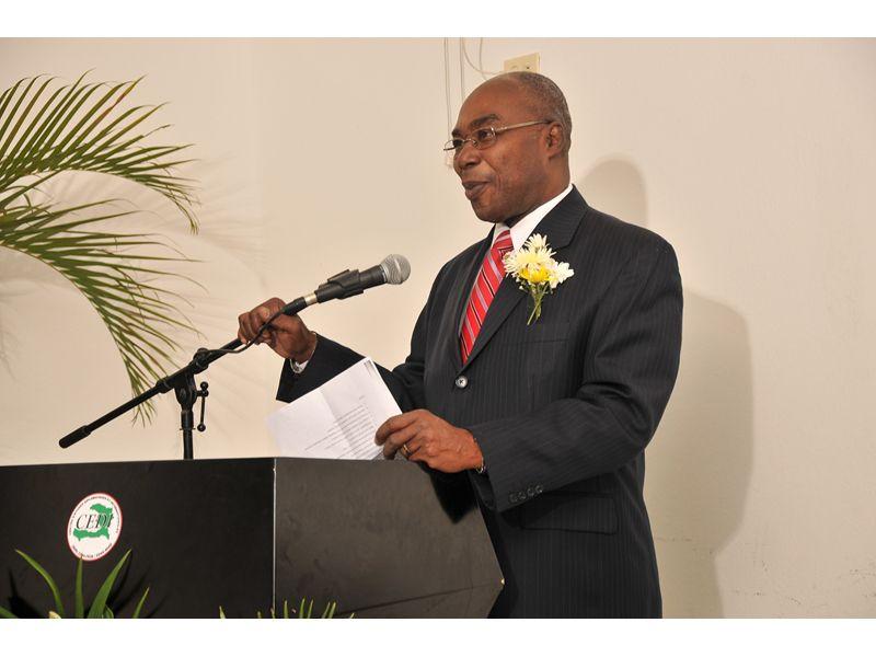 Denis Regis Nomme Ambassadeur D Haiti Aux Nations Unies 113