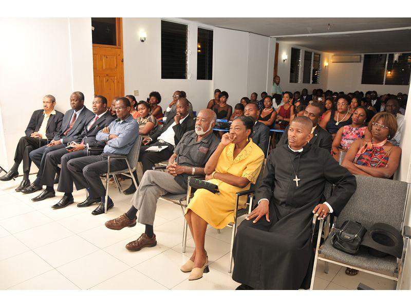 Denis Regis Nomme Ambassadeur D Haiti Aux Nations Unies 123