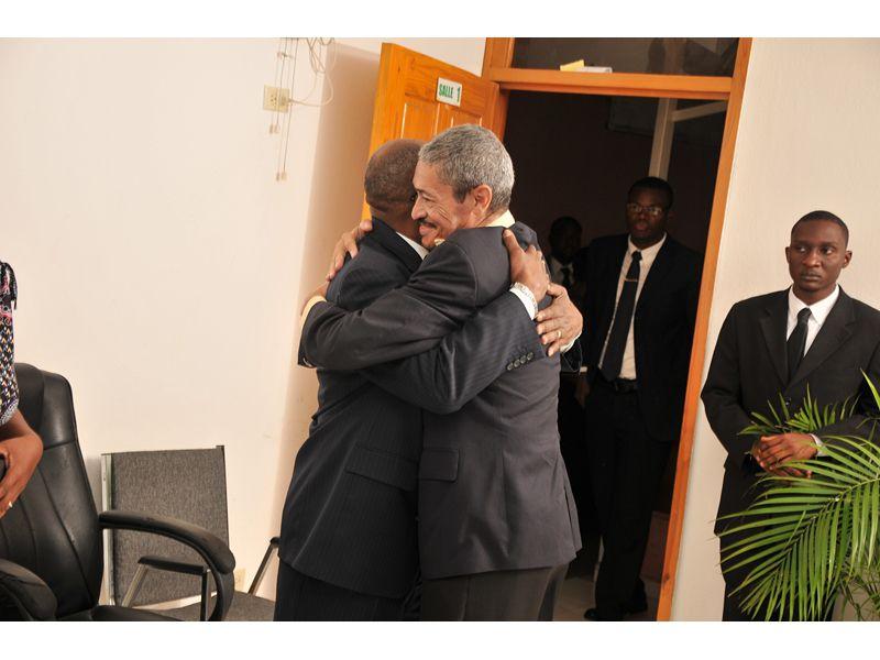 Denis Regis Nomme Ambassadeur D Haiti Aux Nations Unies 126