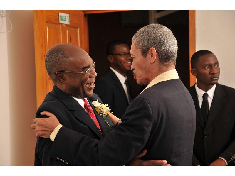 Denis Regis Nomme Ambassadeur D Haiti Aux Nations Unies 127