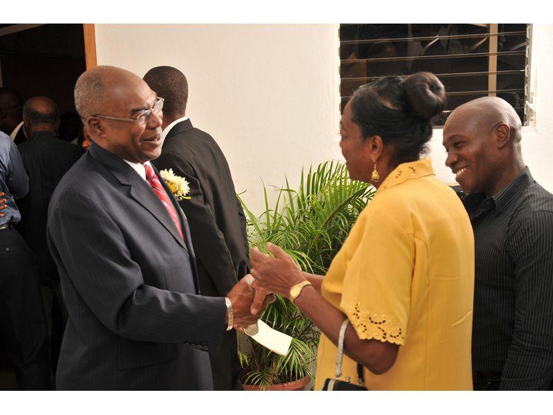 Denis Regis Nomme Ambassadeur D Haiti Aux Nations Unies 130