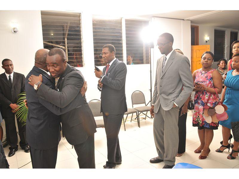 Denis Regis Nomme Ambassadeur D Haiti Aux Nations Unies 131