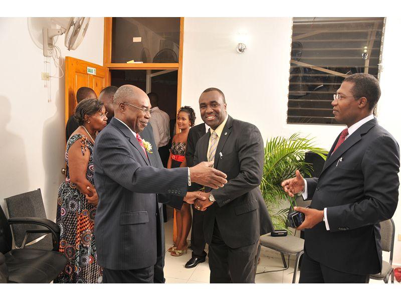 Denis Regis Nomme Ambassadeur D Haiti Aux Nations Unies 132