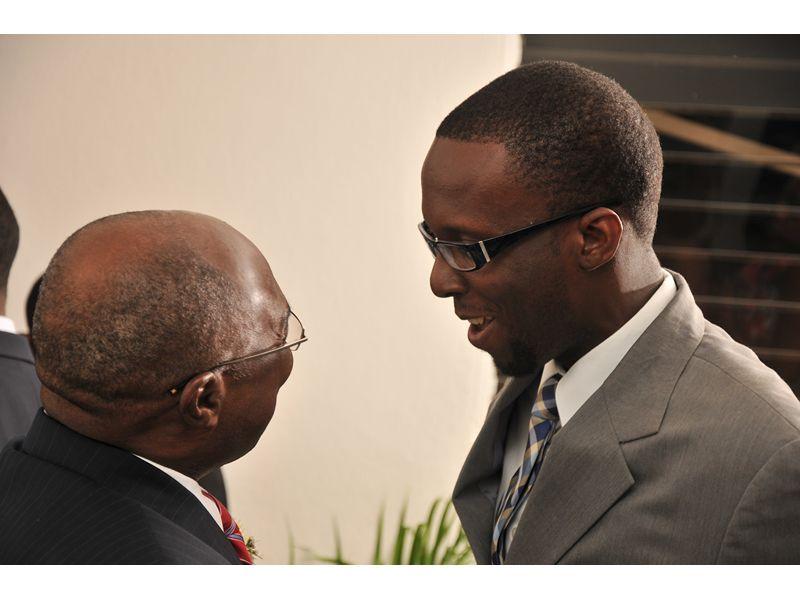 Denis Regis Nomme Ambassadeur D Haiti Aux Nations Unies 134