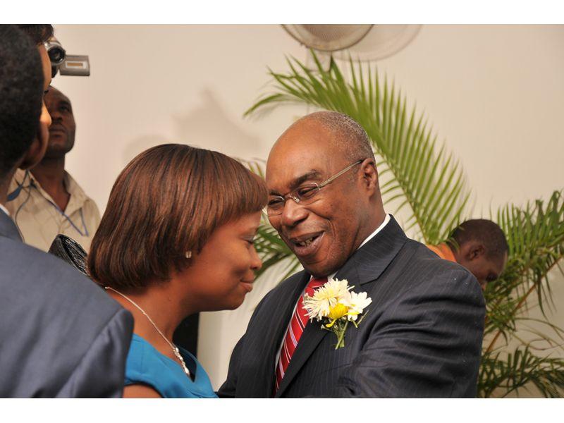 Denis Regis Nomme Ambassadeur D Haiti Aux Nations Unies 137