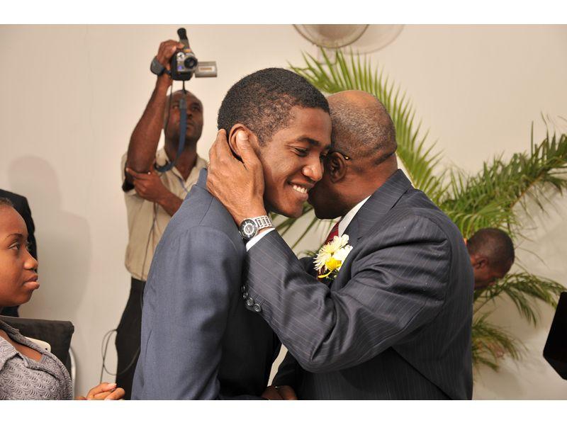 Denis Regis Nomme Ambassadeur D Haiti Aux Nations Unies 139