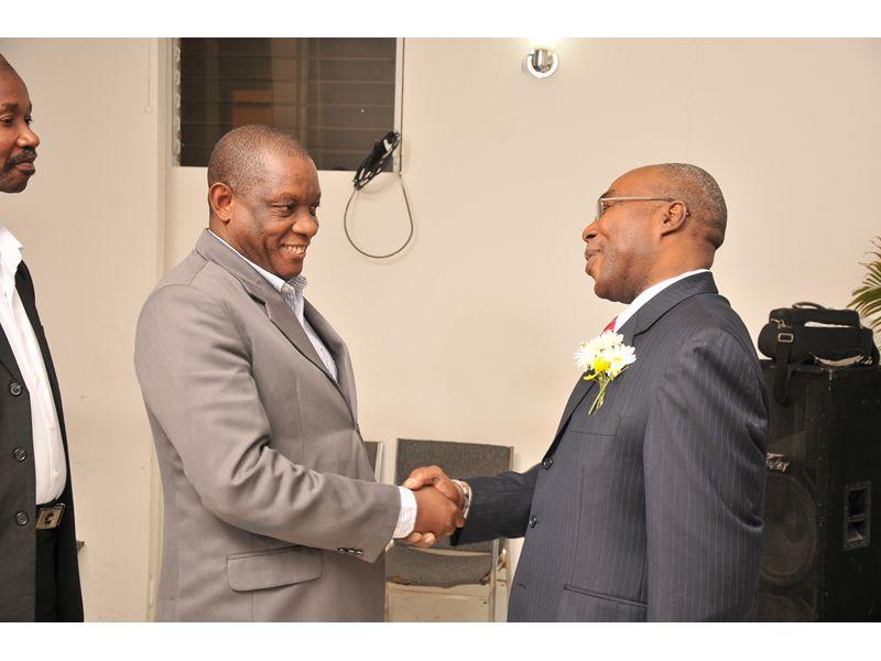 Denis Regis Nomme Ambassadeur D Haiti Aux Nations Unies 144