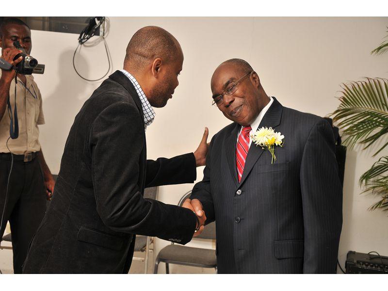Denis Regis Nomme Ambassadeur D Haiti Aux Nations Unies 147