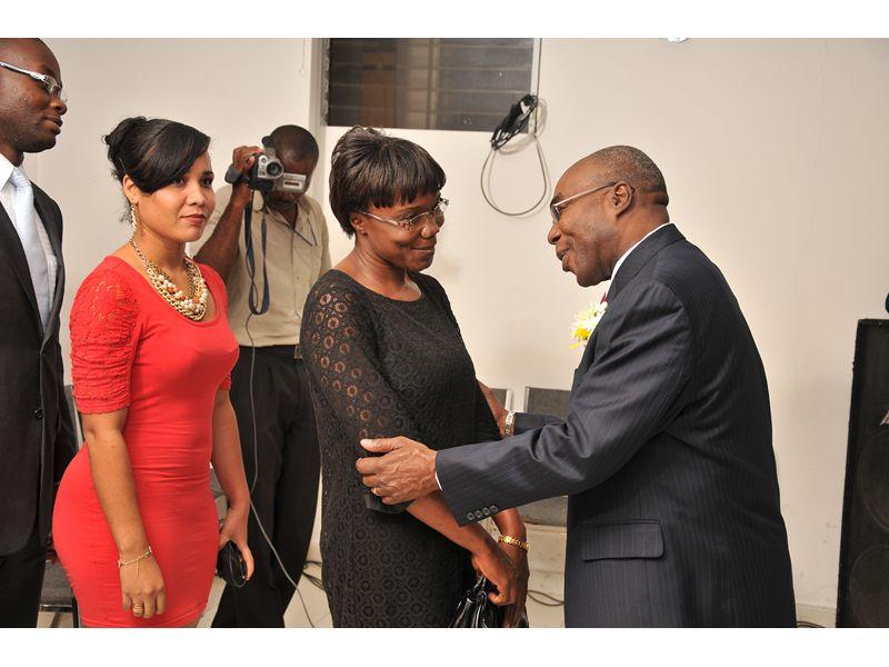 Denis Regis Nomme Ambassadeur D Haiti Aux Nations Unies 148