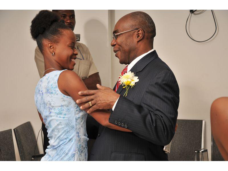 Denis Regis Nomme Ambassadeur D Haiti Aux Nations Unies 157