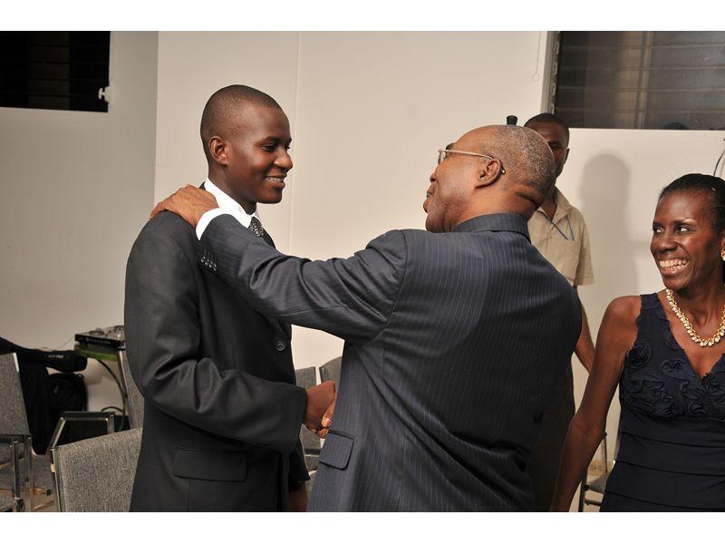 Denis Regis Nomme Ambassadeur D Haiti Aux Nations Unies 161