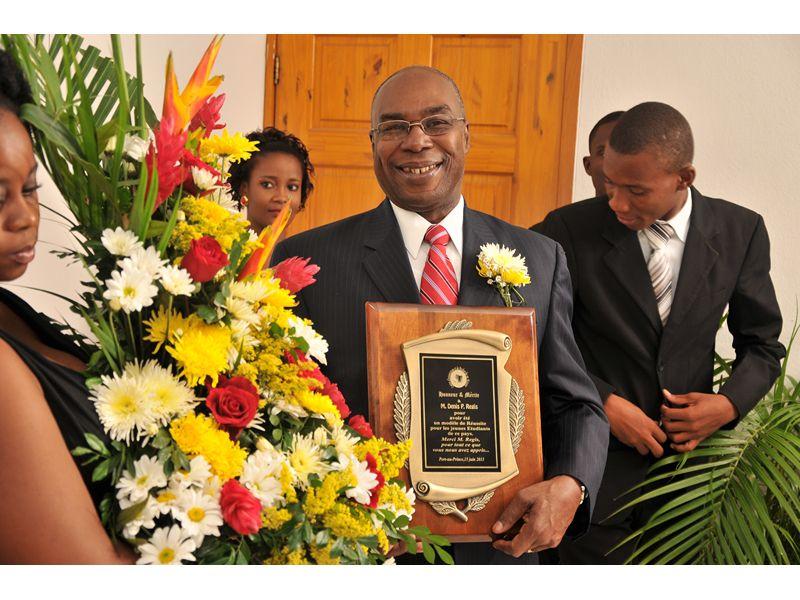 Denis Regis Nomme Ambassadeur D Haiti Aux Nations Unies 76