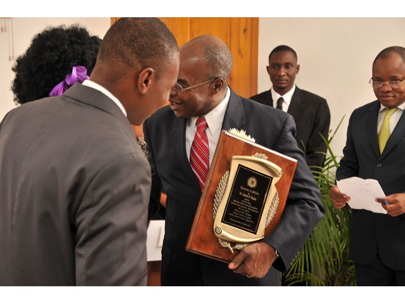 Denis Regis Nomme Ambassadeur D Haiti Aux Nations Unies 77