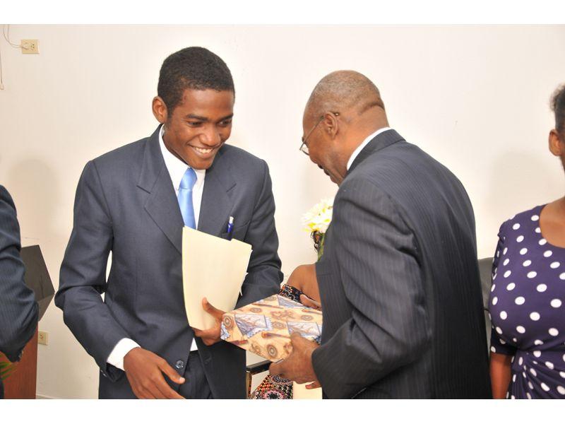Denis Regis Nomme Ambassadeur D Haiti Aux Nations Unies 81