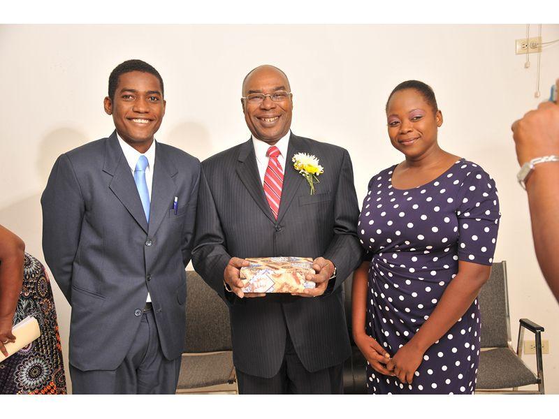 Denis Regis Nomme Ambassadeur D Haiti Aux Nations Unies 82