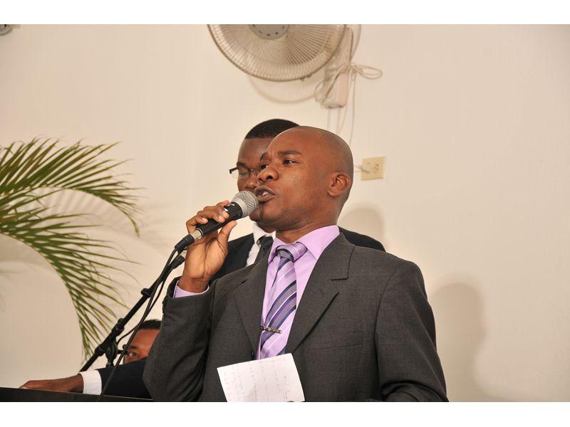 Denis Regis Nomme Ambassadeur D Haiti Aux Nations Unies 87