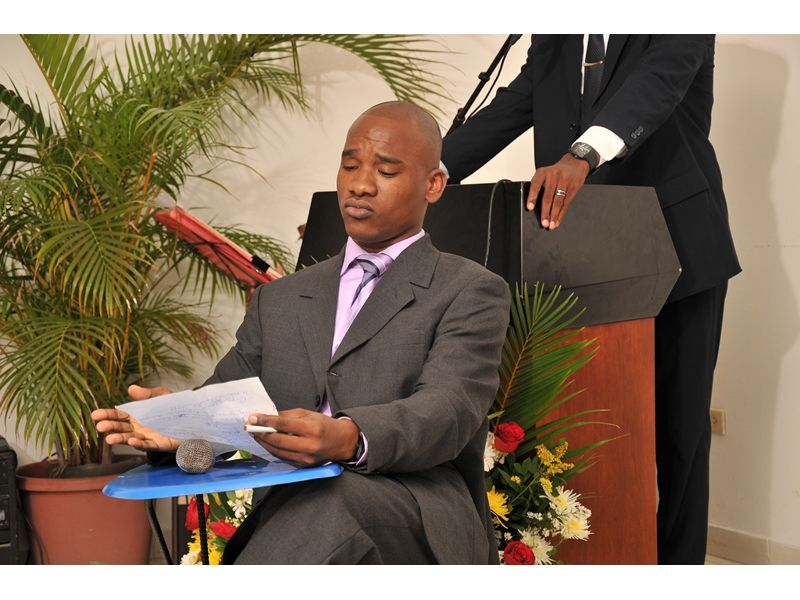 Denis Regis Nomme Ambassadeur D Haiti Aux Nations Unies 89