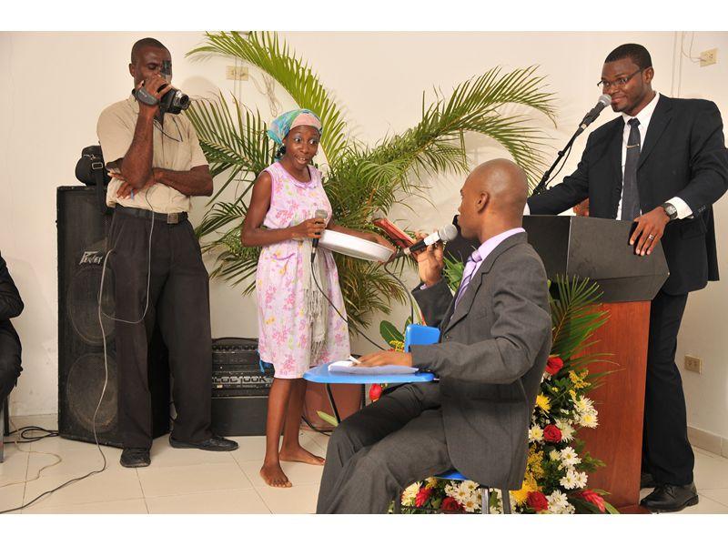 Denis Regis Nomme Ambassadeur D Haiti Aux Nations Unies 92