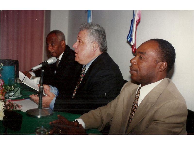 Edmond Jouve Au Cedi Haiti 2 1