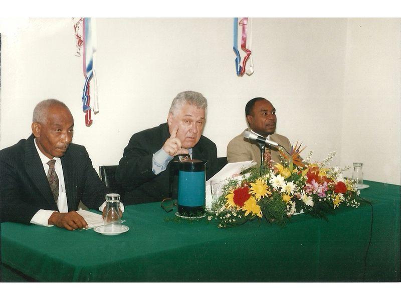 Edmond Jouve Au Cedi Haiti 4 1