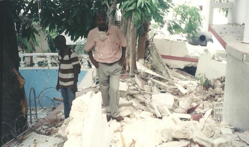Les Degats Causes Par Le Seisme (14)