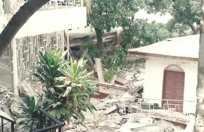 Les Degats Causes Par Le Seisme (15)