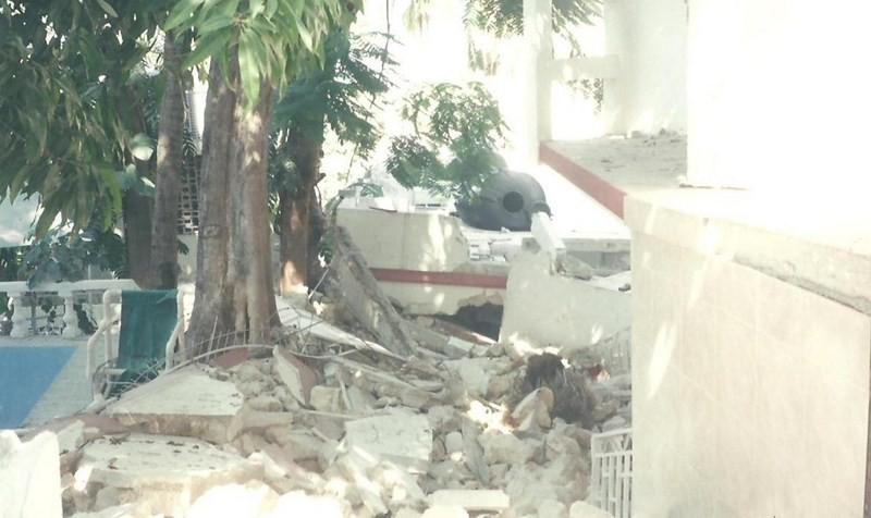 Les Degats Causes Par Le Seisme (2)
