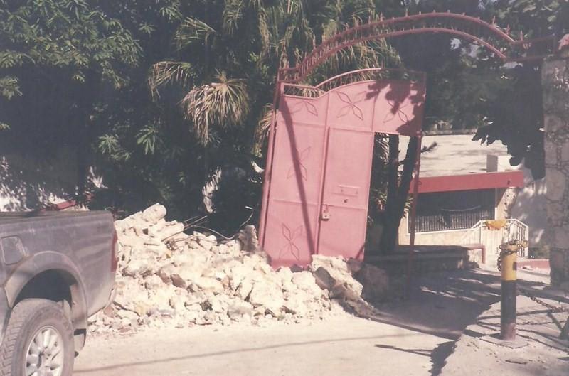 Les Degats Causes Par Le Seisme (26)