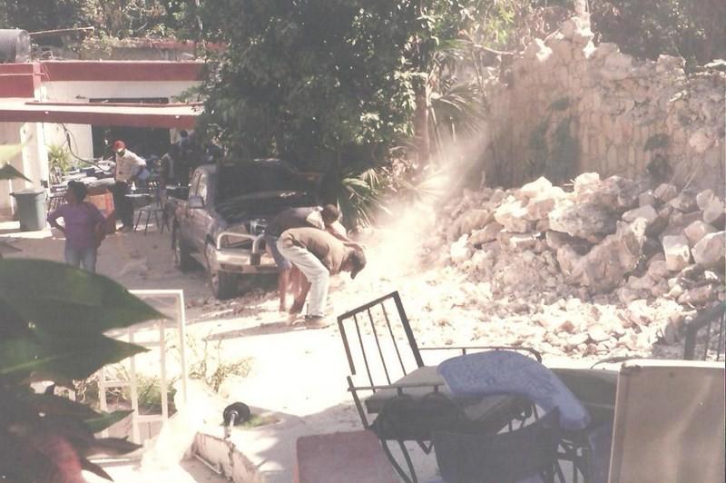 Les Degats Causes Par Le Seisme (29)