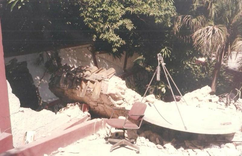 Les Degats Causes Par Le Seisme (30)