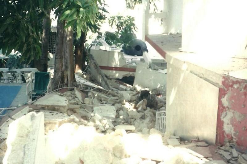 Les Degats Causes Par Le Seisme (5)