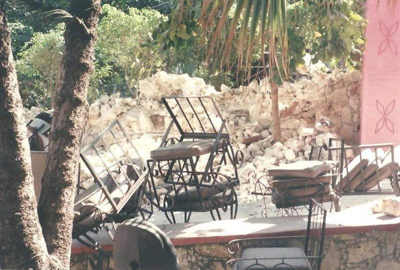 Les Degats Causes Par Le Seisme (8)