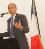 L'ambassadeur De France Accrédité à Port-au-Prince, Didier Le Bret